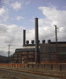 Johnstown Steel Mill